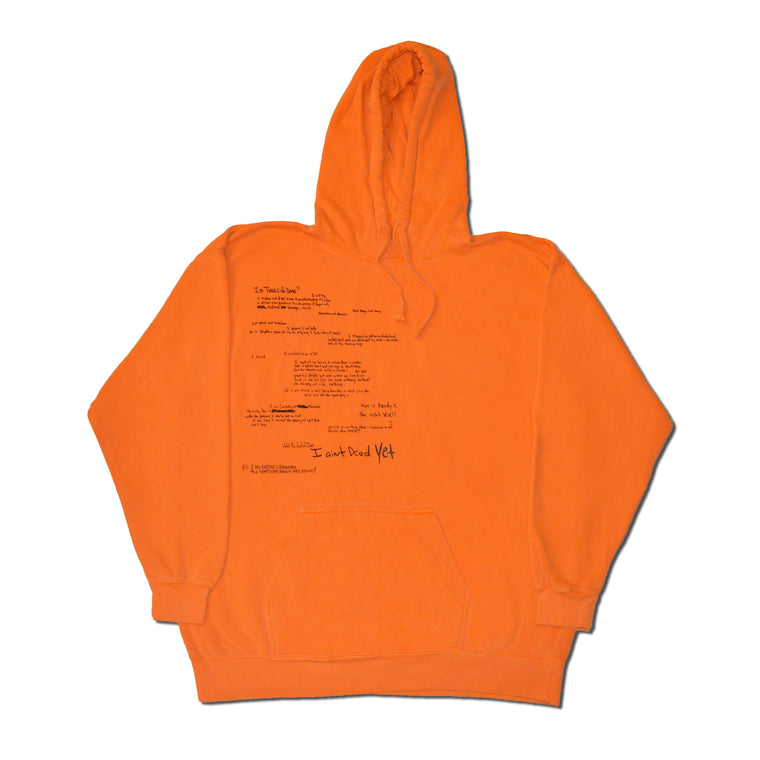 CCounty Jail Hooded Sweatshirt