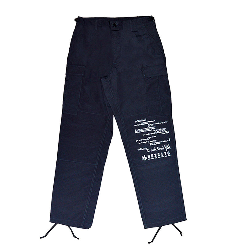 CCounty Jail Cargo Pants
