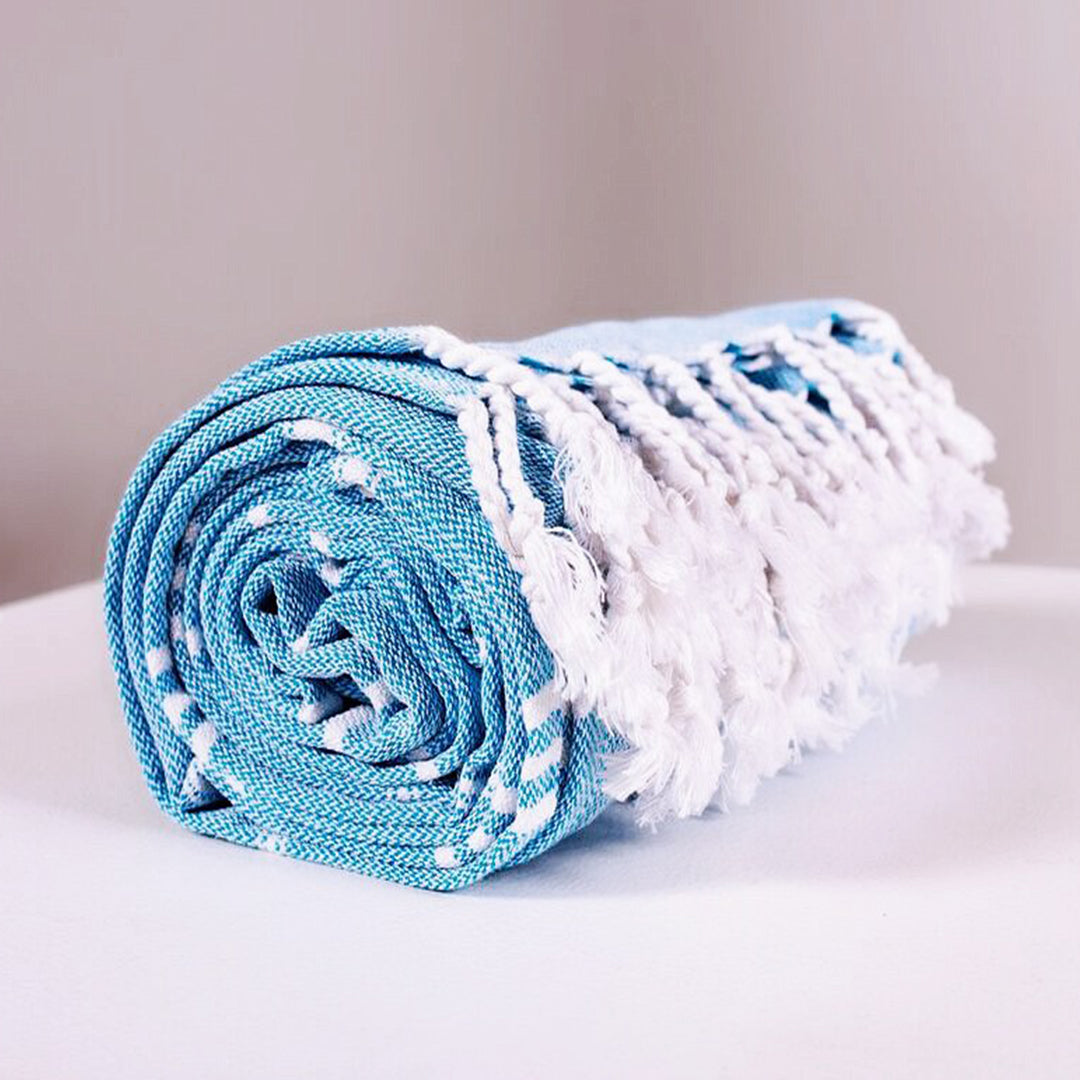 S/A Turkish Towel Blue