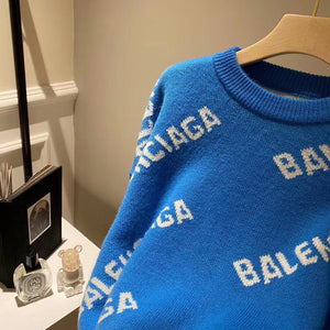 BA05- Oversized Sweater