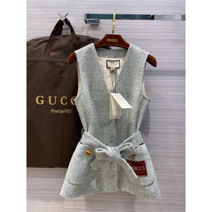 GC20-Sleeveless Coat