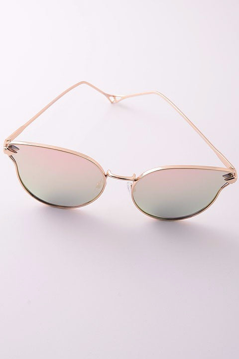 Kourtney Cat Eye Sunnies