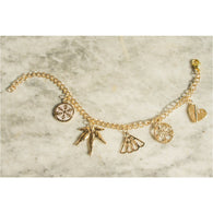 Spoil Me Jewellery - Love U Four Seasons Bracelet (HKD720), Free shipping worldwide