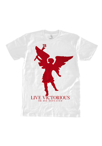 Angel of Victory T-Shirt - White