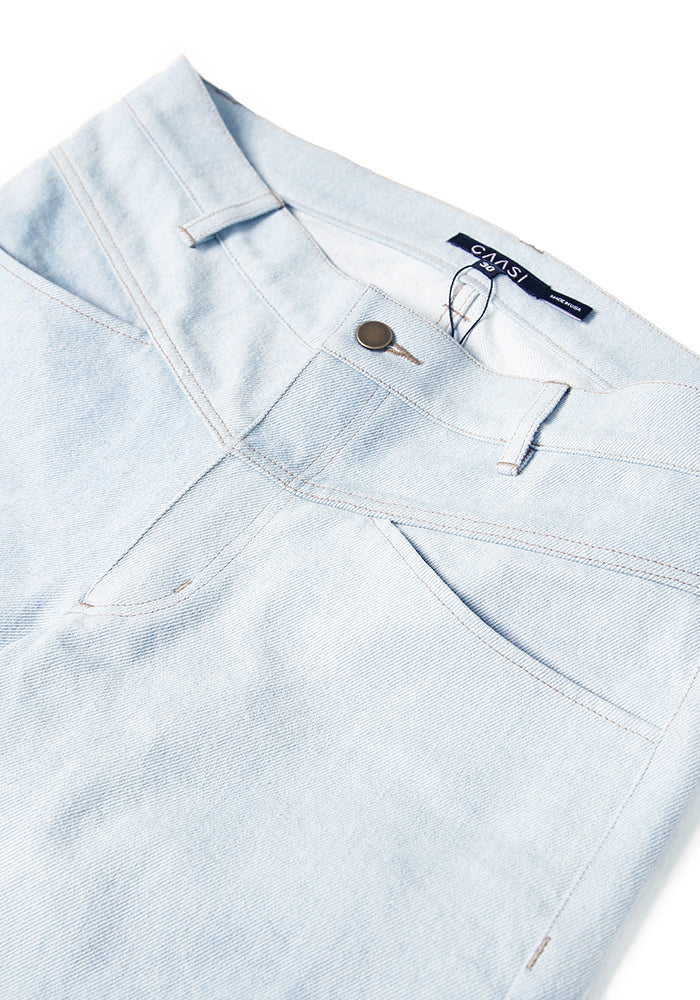 Bull Denim Rider Jeans - Light Blue