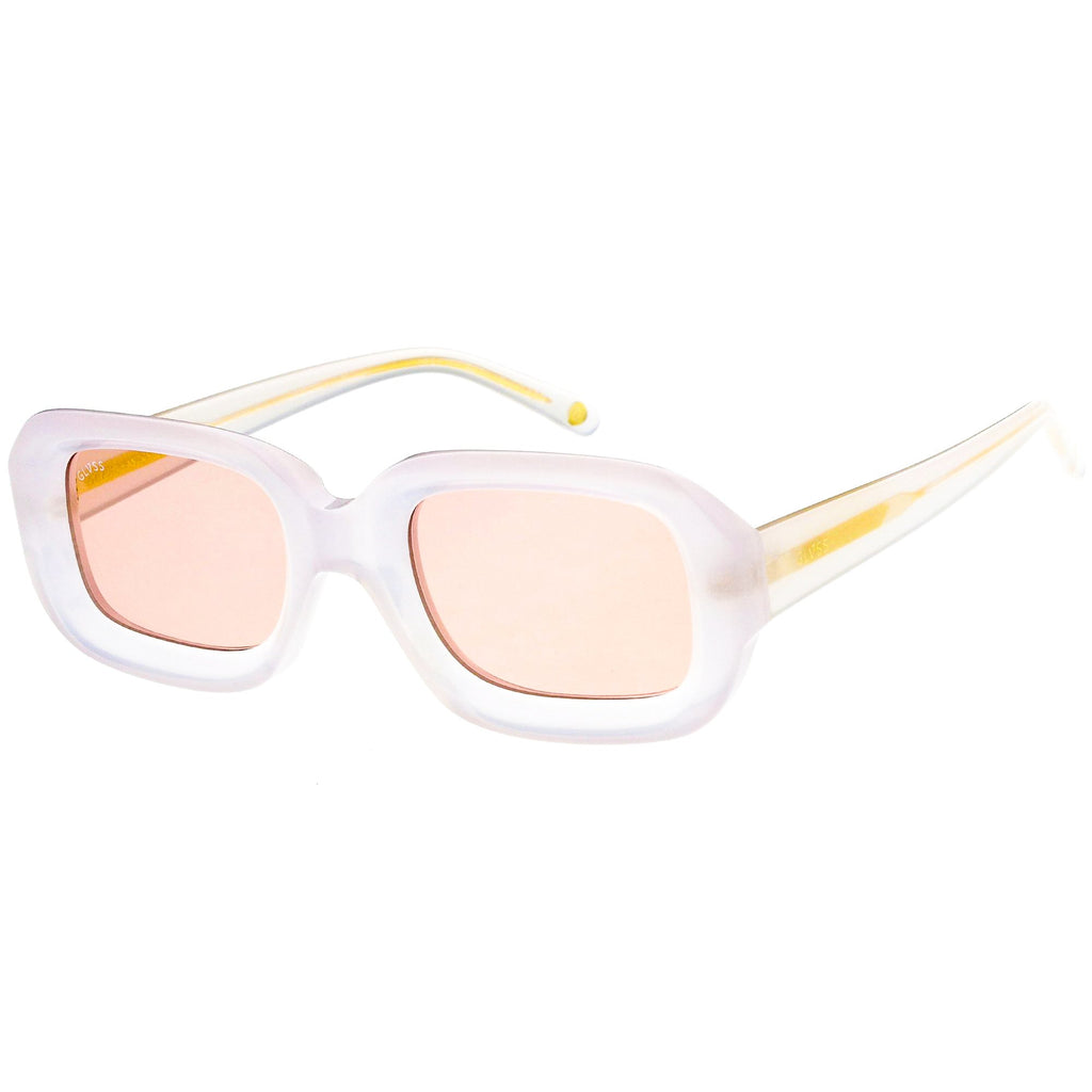 Crush Sunglasses - White