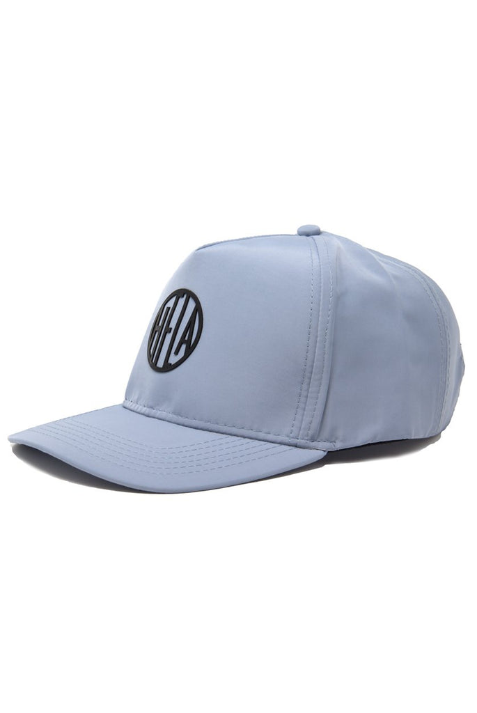 Rubber Logo Hat - Grey