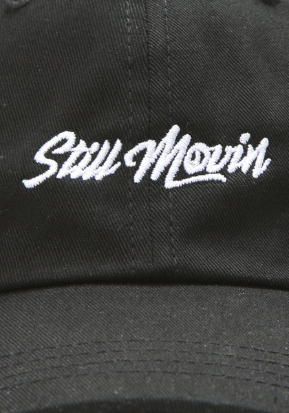 Still Movin Dad Hat