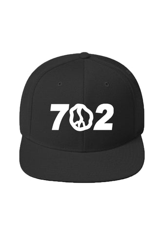 Still Movin 702 Snapback - Black