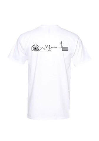 Still Movin 702 T-Shirt - White