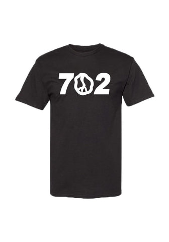 Still Movin 702 T-Shirt - Black