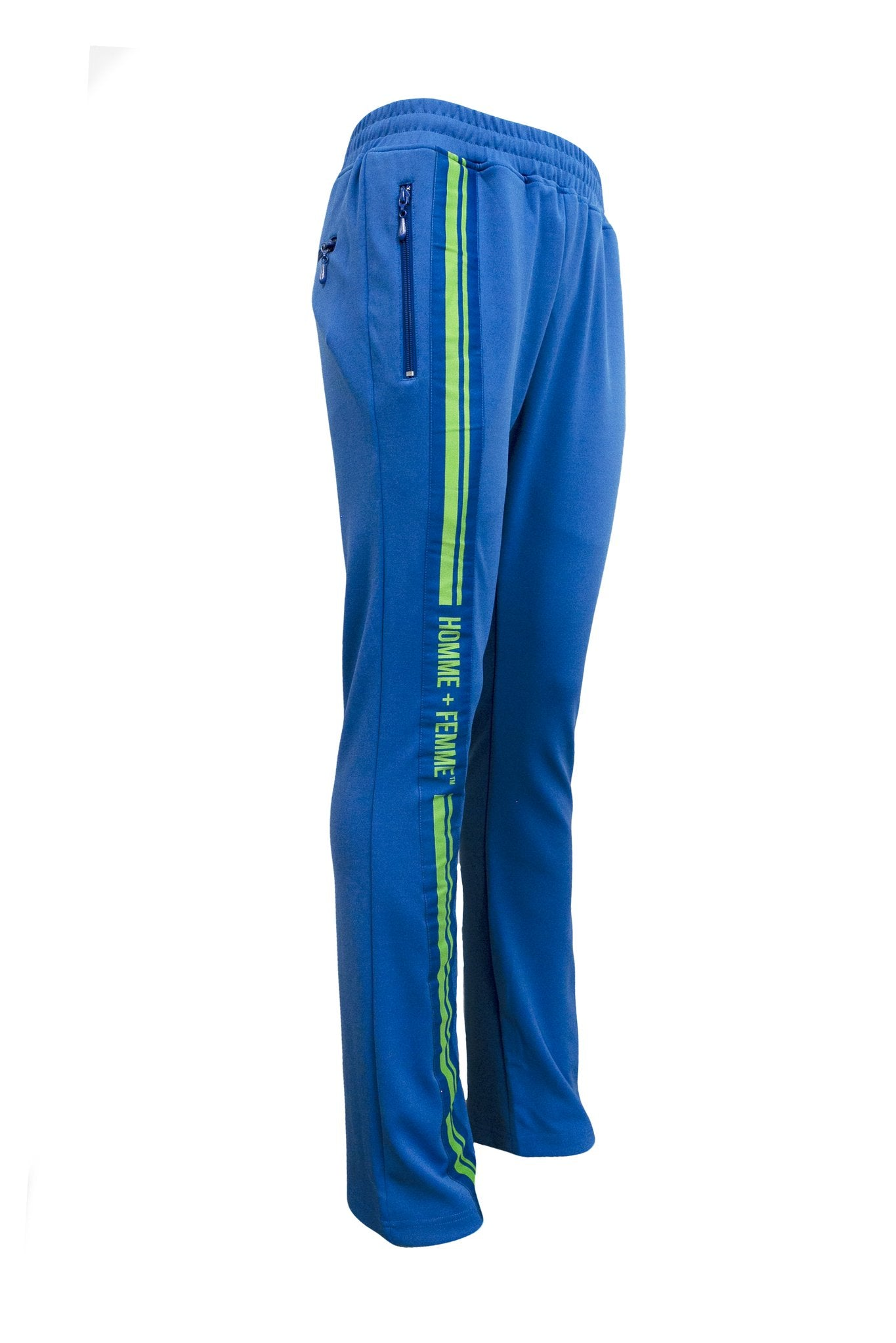 Trademark Track Pants - Blue