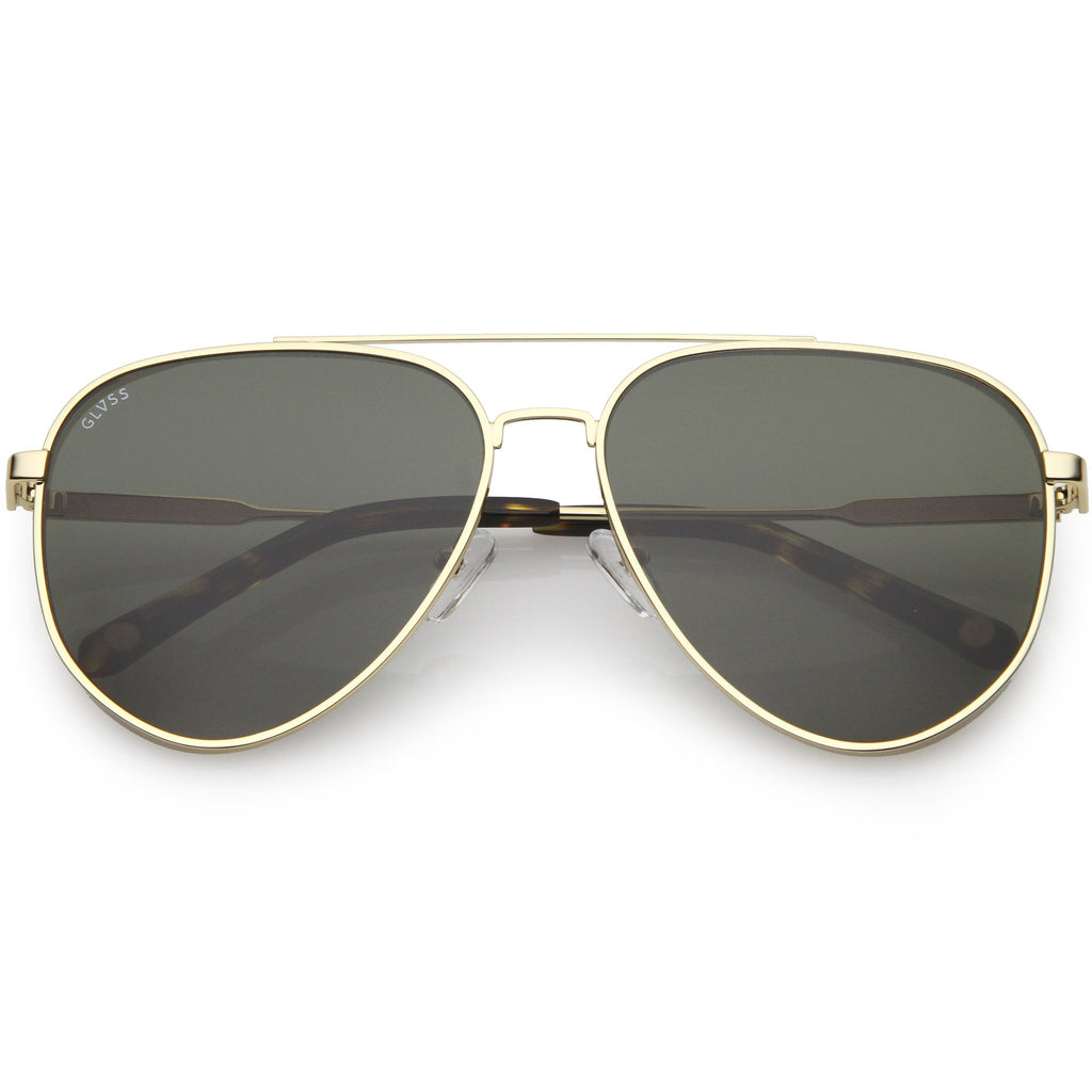 Hot Shot Sunglasses - Gold