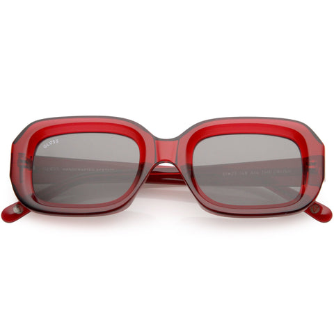 The Crush Sunglasses - Red