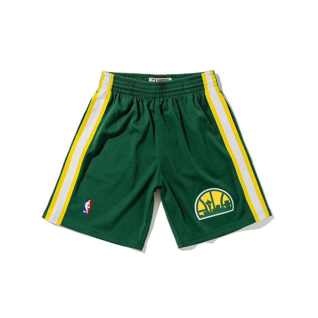 Seattle Supersonics Swingman Shorts