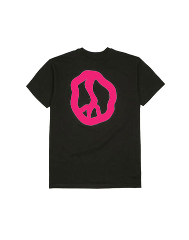 Still Movin Pink Ribbon T-Shirt - Black