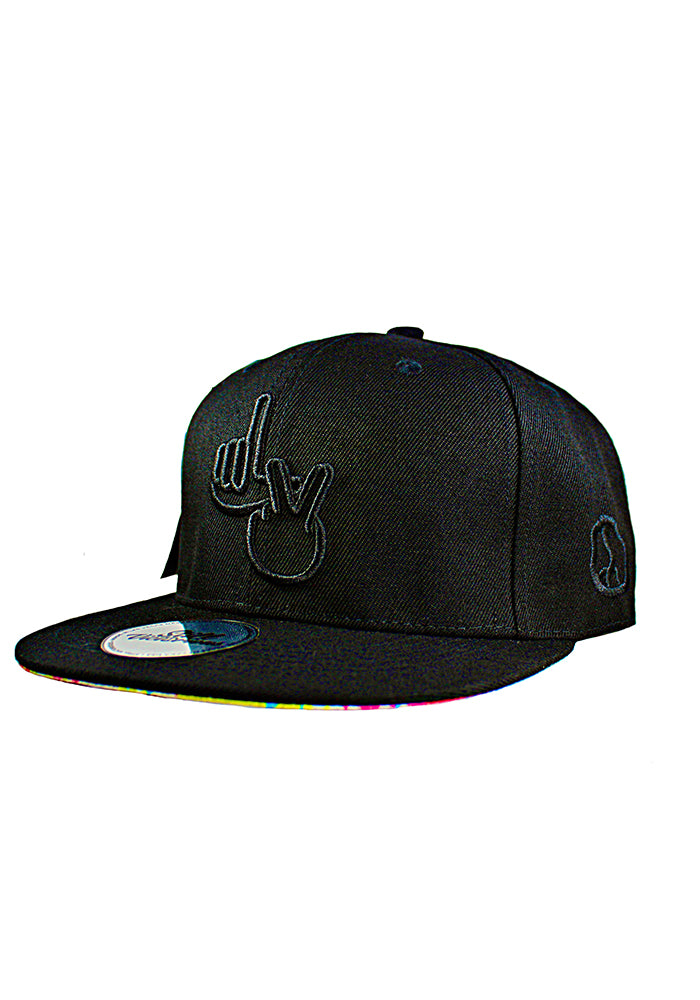 Still Victorious LV Snapback - Black