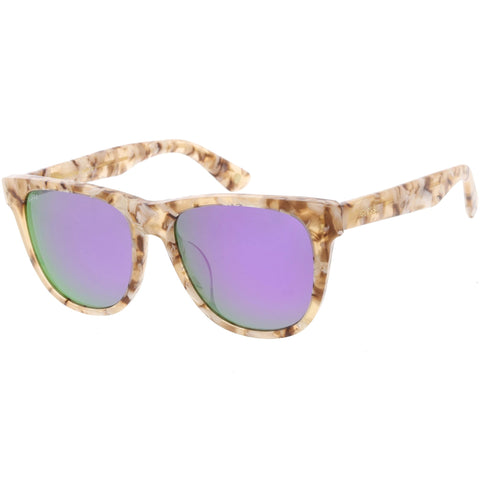 The Go To Sunglasses - Beige