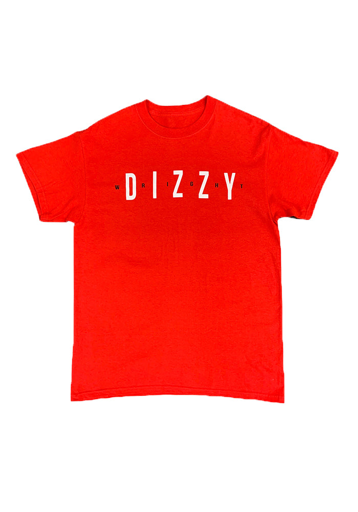 Dizzy Wright T-Shirt - Red