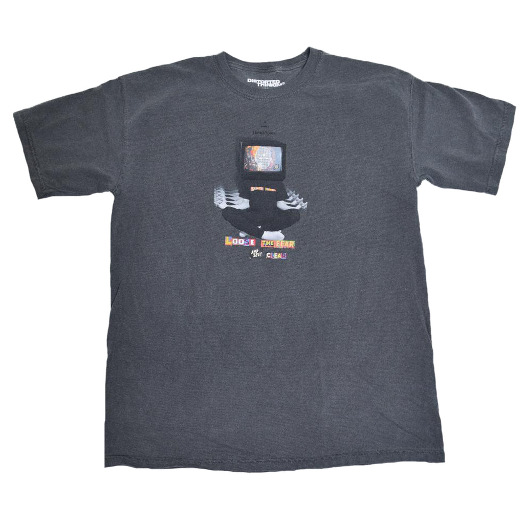 Headspace T-Shirt - Washed Black