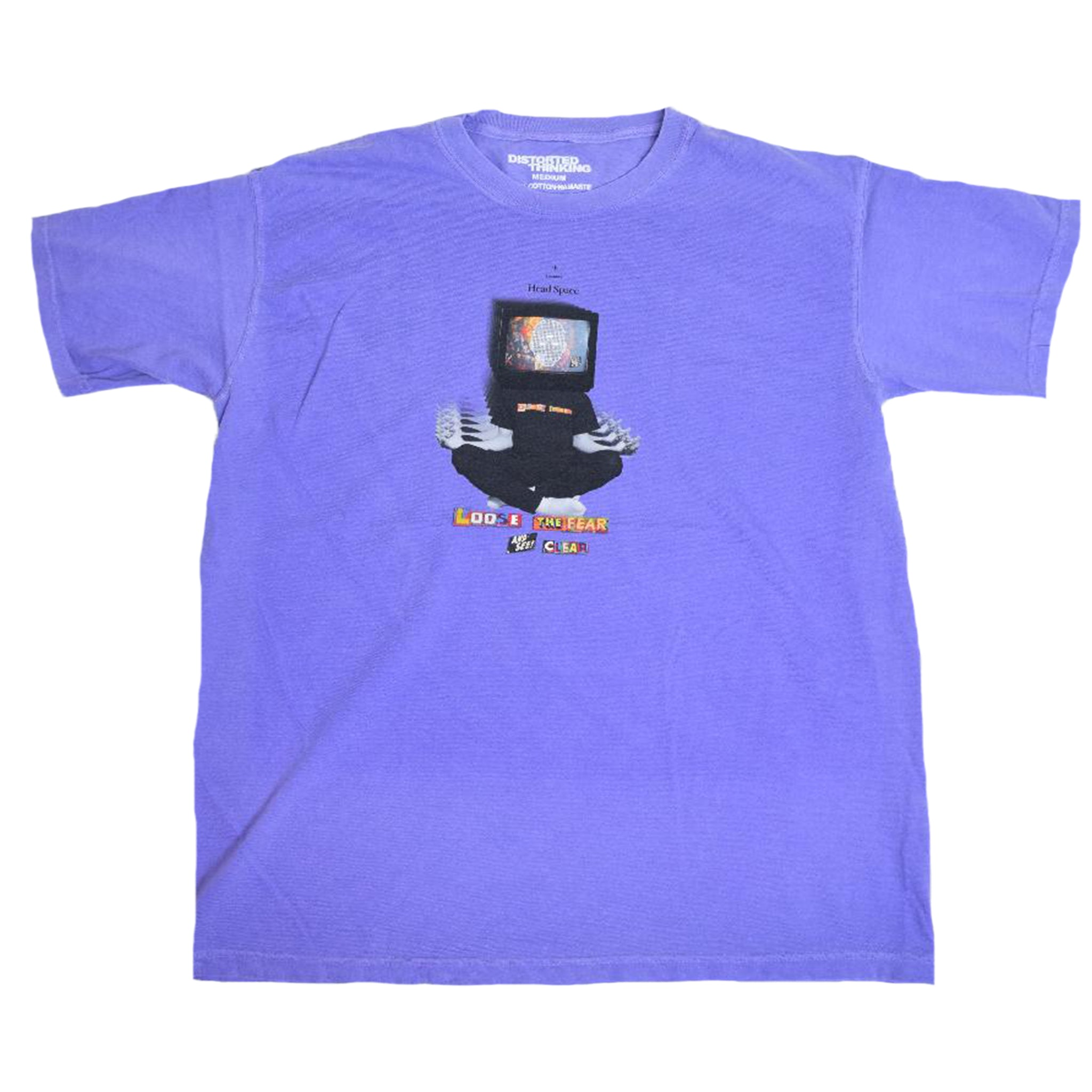 Headspace T-Shirt - Lavender