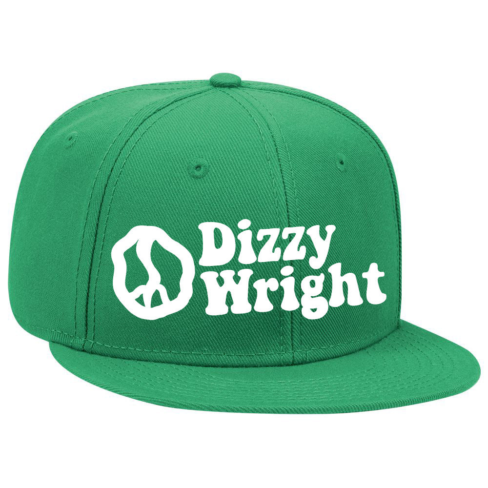 Dizzy Wright Snapback - Green