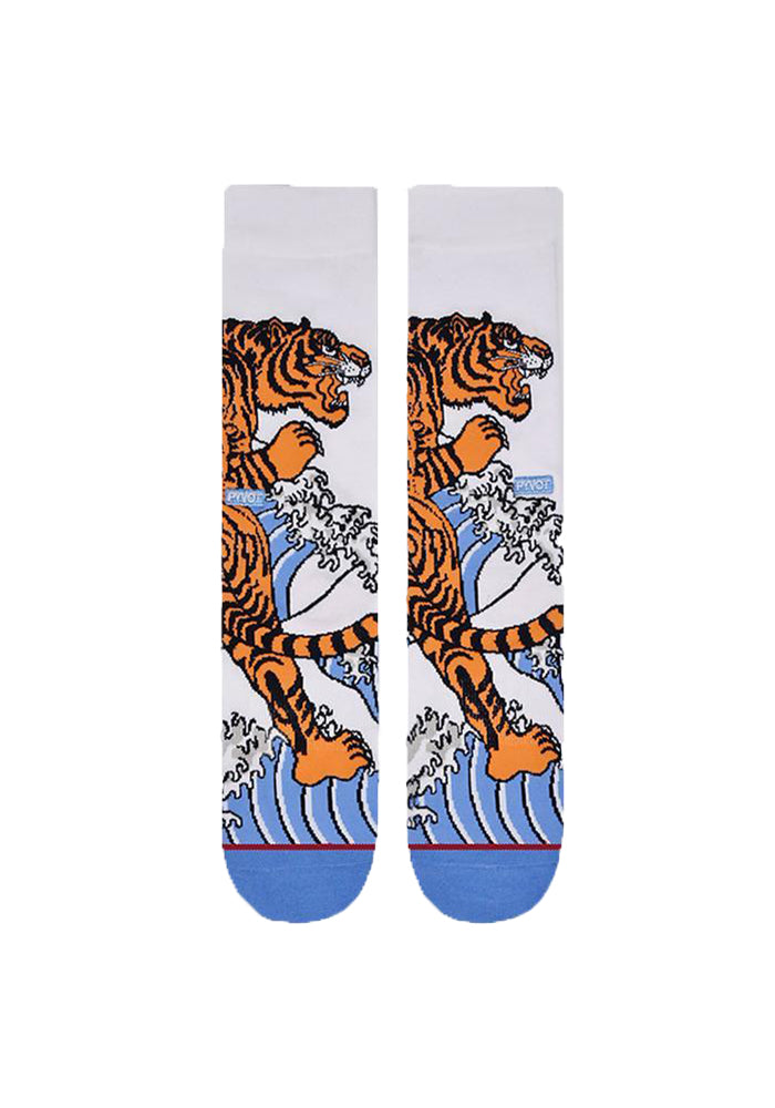 Fearless Socks - White