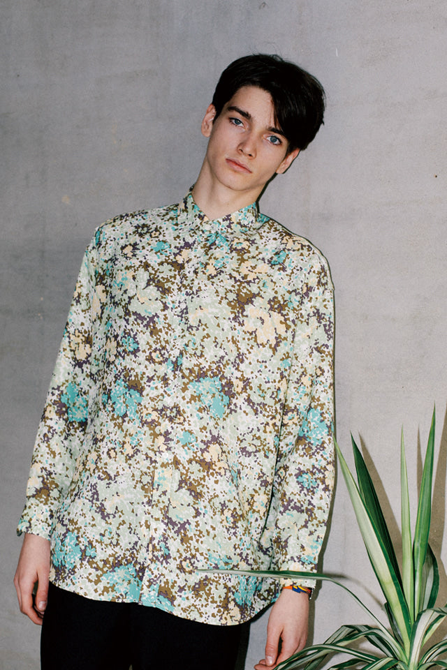 SPRING SILKY SHIRTS (LIMITED)