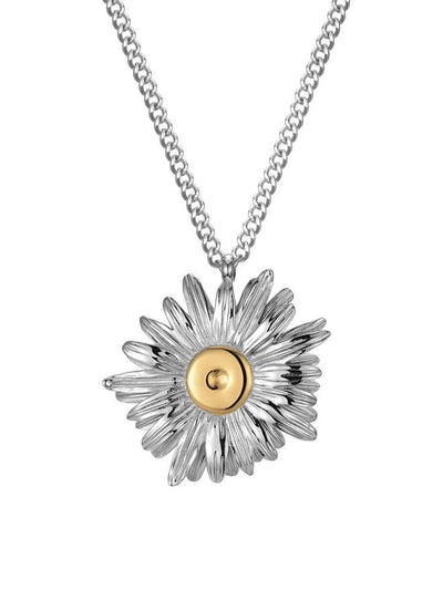 LURS Daisy Flower necklace