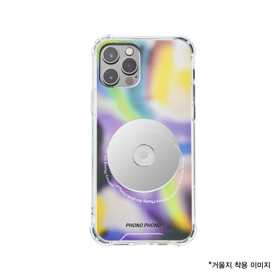 "Pre Order ""Missing this place"" JELLY CASE #1"