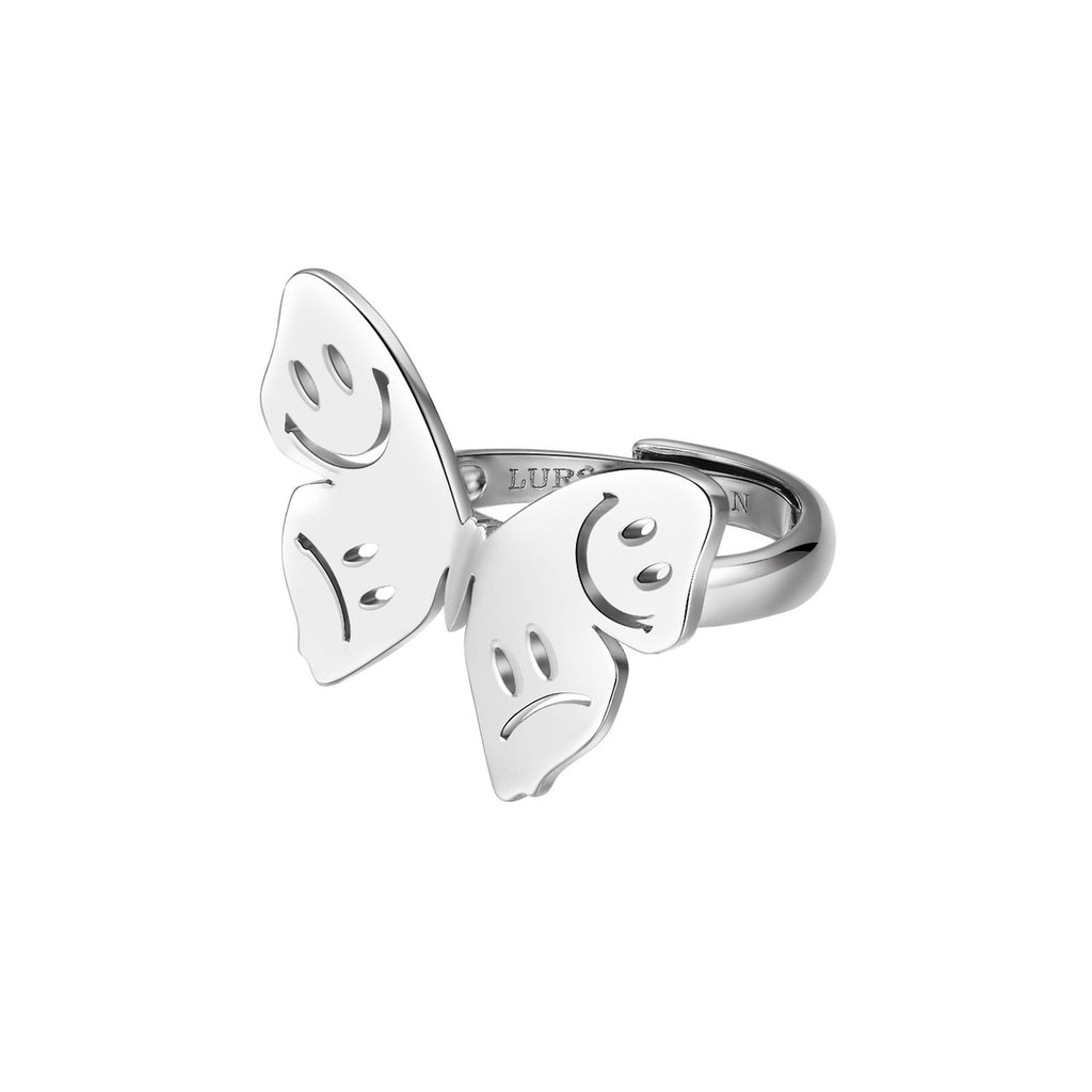 LURS Butterfly ring