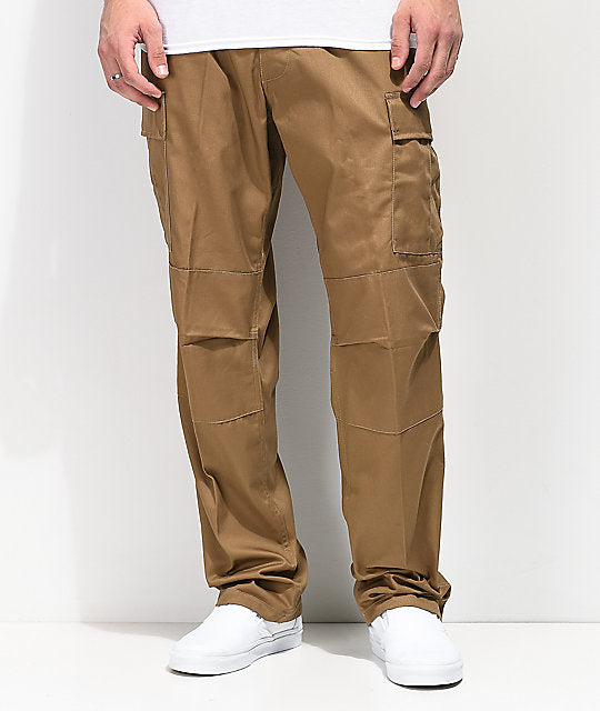 Rothco BDU Solid Brown Cargo Pants