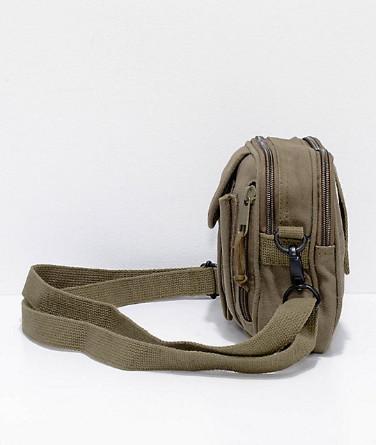 Rothco Canvas Organizer Bag : OLIVE