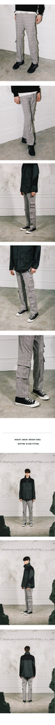 CARGO TROUSER (THE WOOL MARK COMPANY)