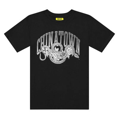 Snake Arch Tee (Black)