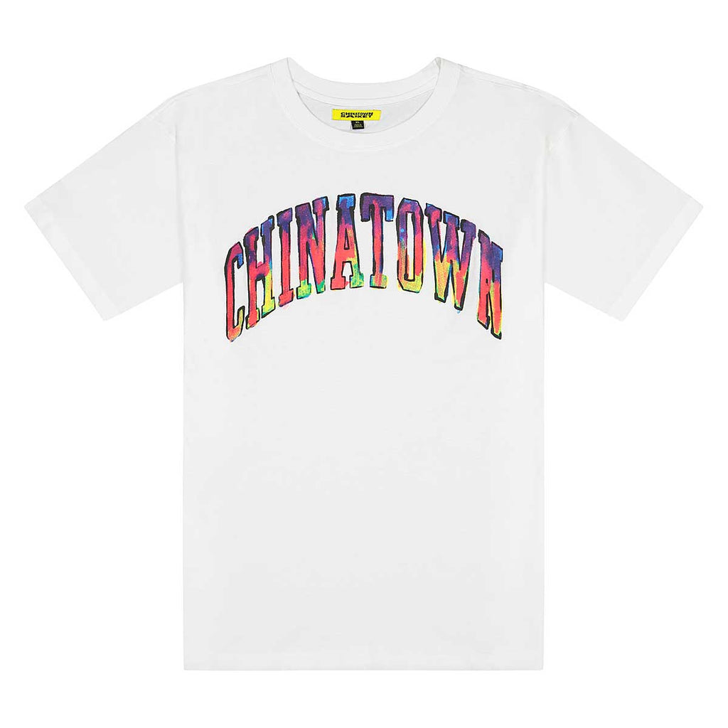 Watercolor Arc T-SHIRT (White)