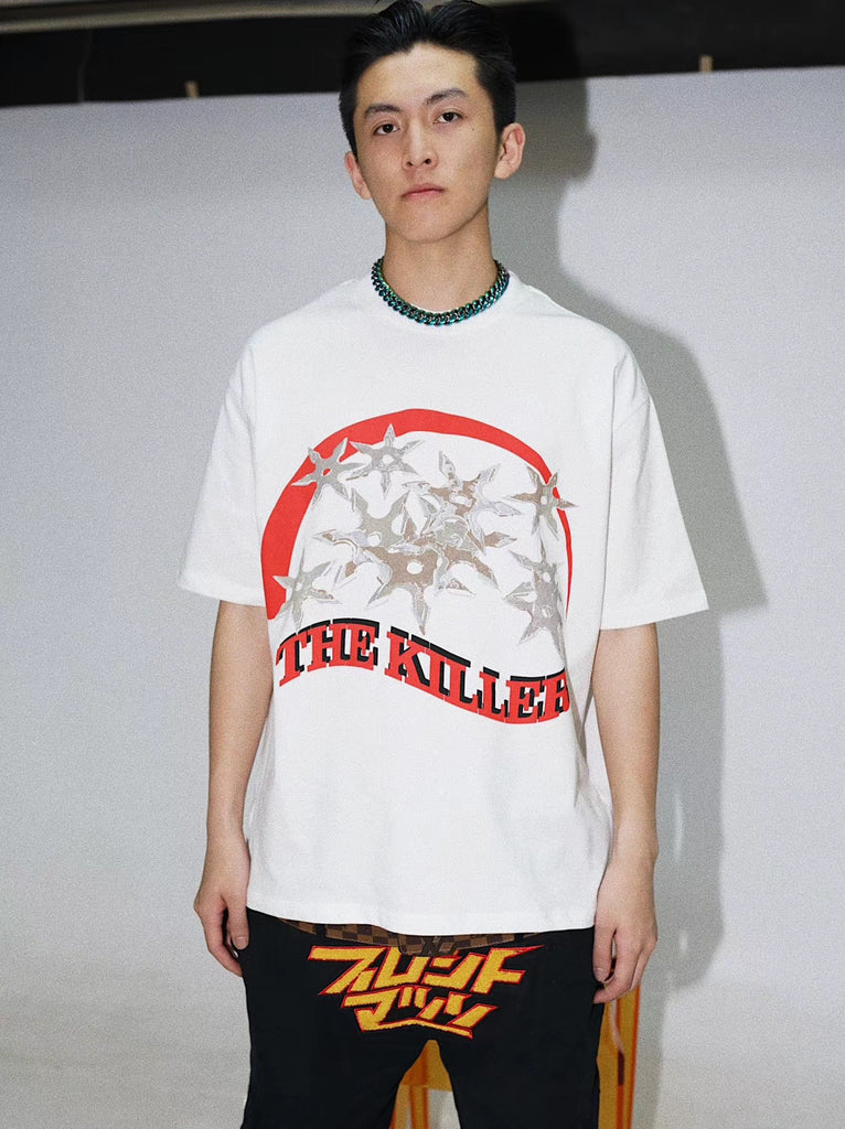 PCCVISION THE KILLER tee (White)