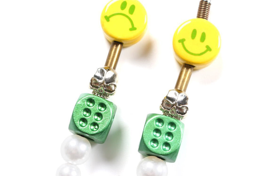 EVAE SMILEY CHRISTMAS LIMITED NECKLACE