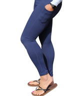 Everyday Navy Blue - Pocket Pant