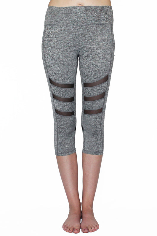 Gray Mesh - Pocket Tight - ON SALE