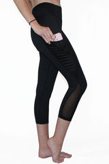Black Moto - Pocket Tights - ON SALE
