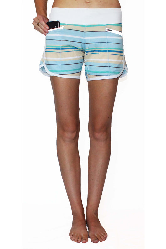 Runner's Dream 5 Pocket Short - Beach