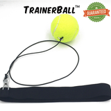 TrainerBall™ - Quick Response Punching Speed Ball for Muay Thai!