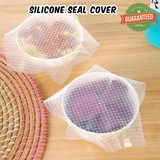 Silicone Seal Cover™- Multifunctional Eco-friendly Keep Food Fresh Wraps