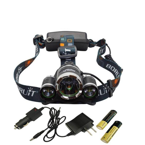 ULTRA Bright CREE LED Rechargeable Headlamp