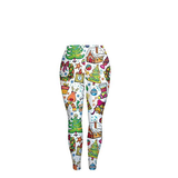 3D Christmas Limited Edition Leggings