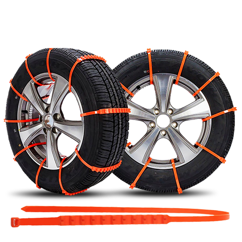 TirePower™ - 10pcs Anti-skid Traction Chain Tire!