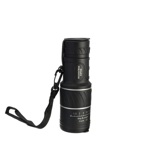 Dual Day & Night Vision Monocular Telescope (30x52)