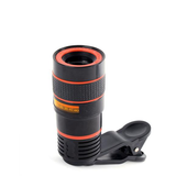 8X Zoom Telescope Camera Lens for Mobile Phone