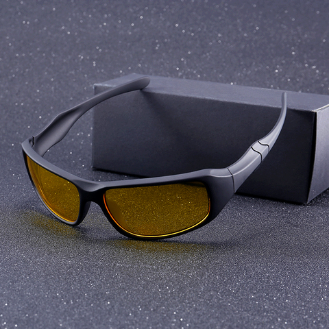 NightMaster™ - New HD Polarized Night Vision Sunglasses!